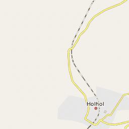 Holhol   town