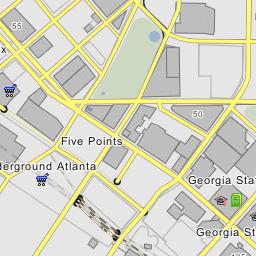 Underground Atlanta Atlanta Georgia