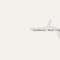 Coalwood West Virginia Map.Coalwood West Virginia