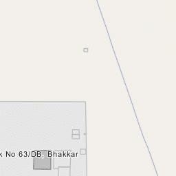Chak No 63 Db Bhakkar
