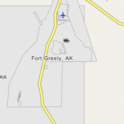 Fort Greely Missile Defense Command Base